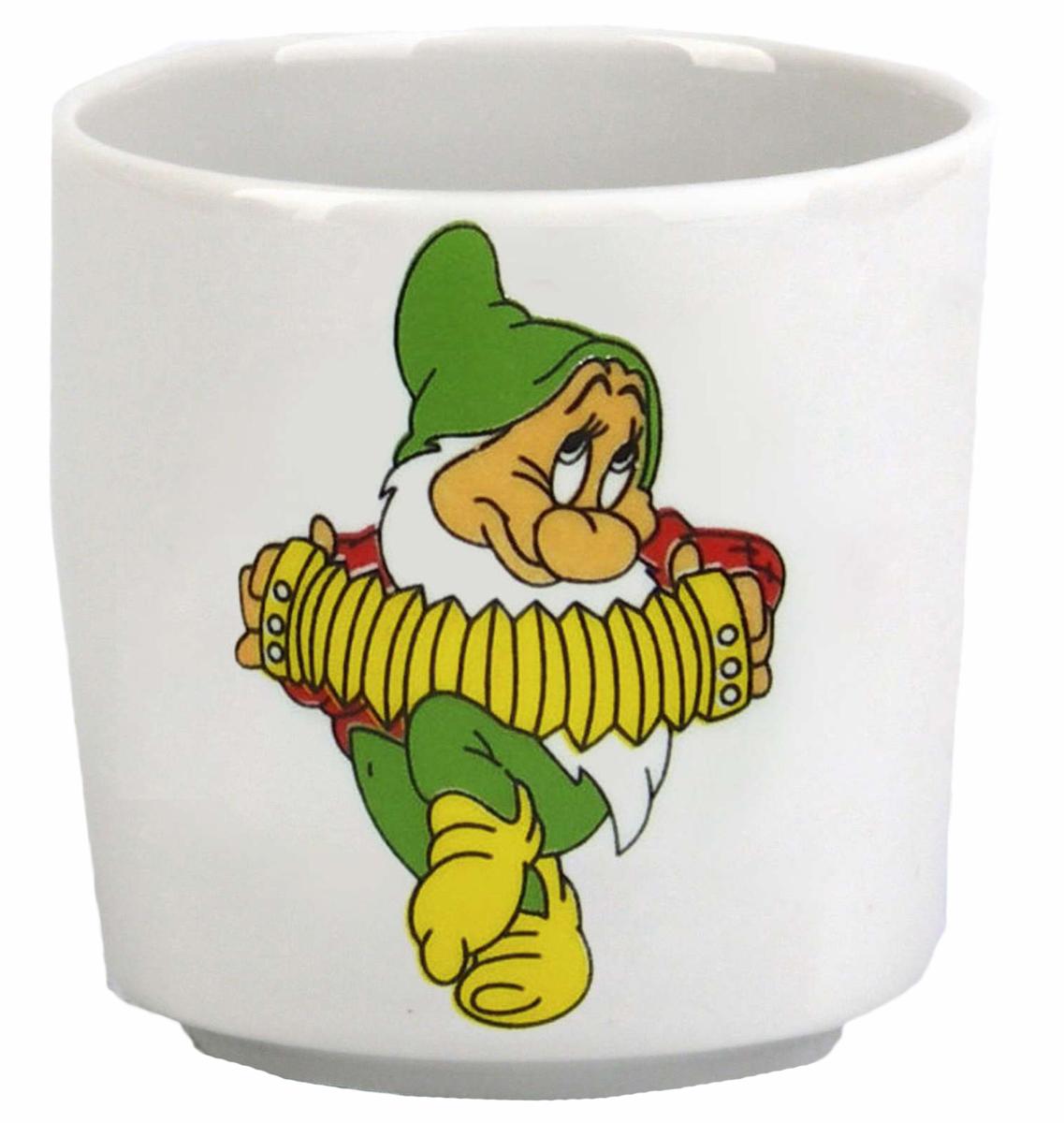 Стакан Фарфор Вербилок Гномы. 2878337028783370Такой стаканчик прекрасно подойдет для горячих и холодных напитков. Он дополнит коллекцию вашей кухонной посуды и будет служить долгие годы.