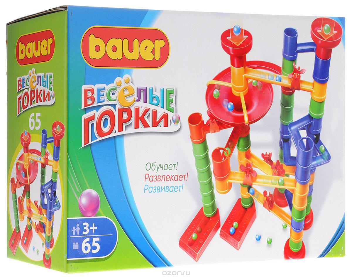 Bauer Конструктор Веселые горки