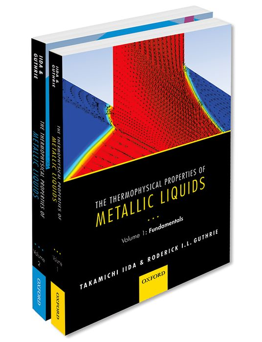 The Thermophysical Properties of Metallic Liquids: THERMO PROP METALL LIQUID PCK the malloreon volume two
