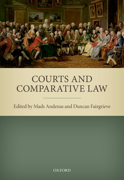 Courts and Comparative Law the law of god an introduction to orthodox christianity на английском языке