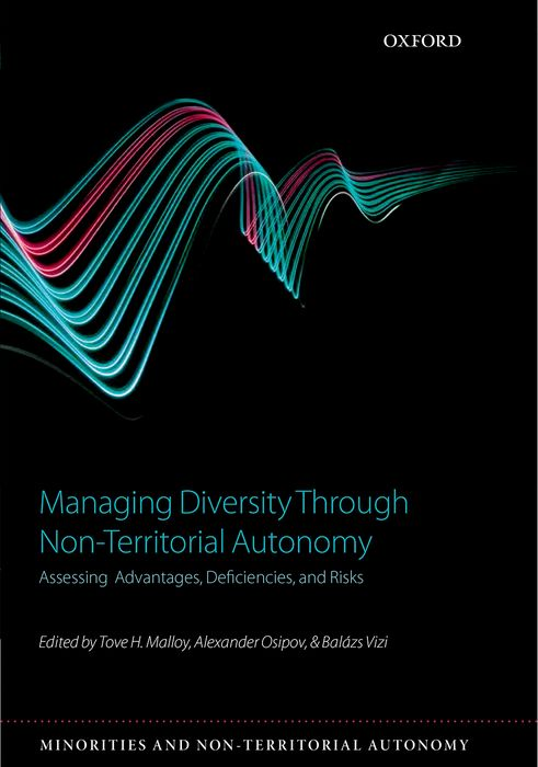 Managing Diversity through Non-Territorial Autonomy orality online and the promotion of cultural diversity