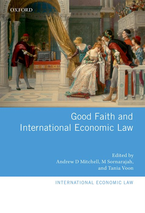 Good Faith and International Economic Law an economic analysis of international student migration