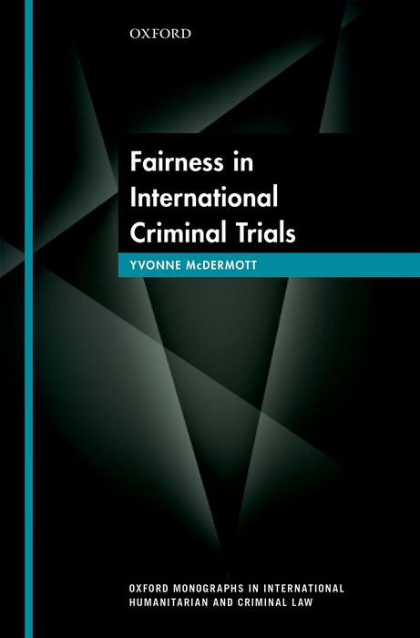 Fairness in International Criminal Trials global tax fairness