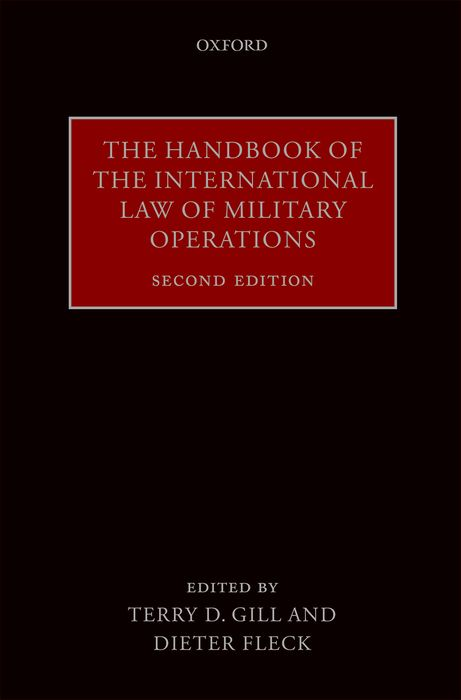 The Handbook of the International Law of Military Operations the vhf gmdss handbook