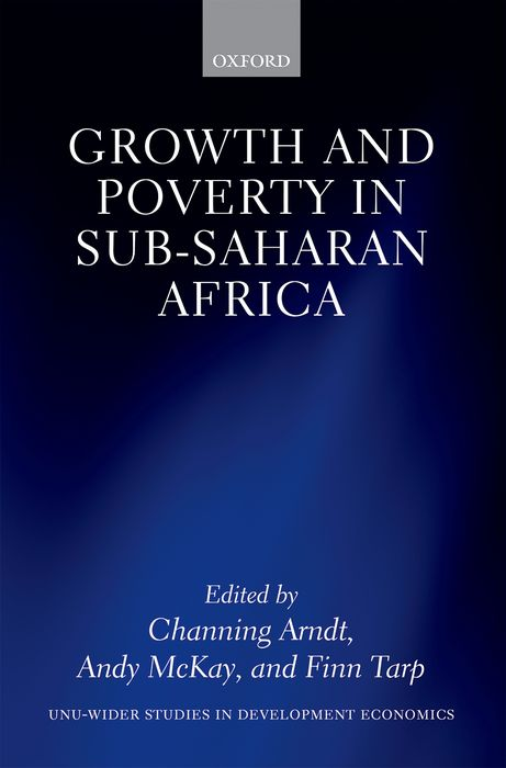 Growth and Poverty in Sub-Saharan Africa chinedu chinedu the debt growth link in sub saharan africa