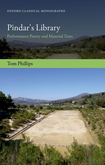 Pindar's Library hellenistic sanctuaries