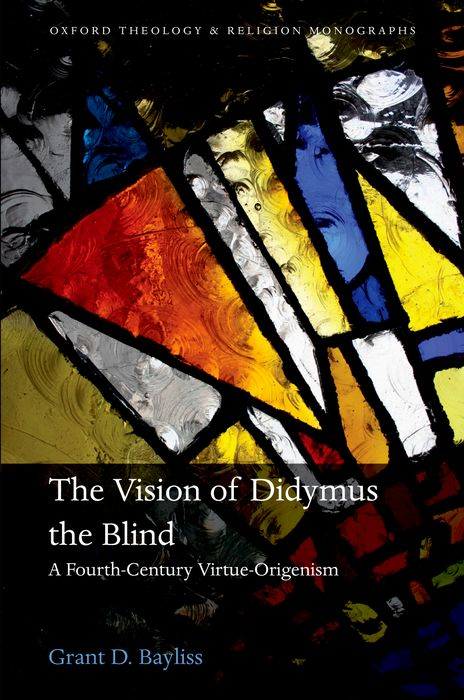 The Vision of Didymus the Blind the blind side of the heart