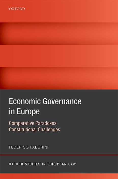 Economic Governance in Europe patrycja dabrowska eu governance of gmos