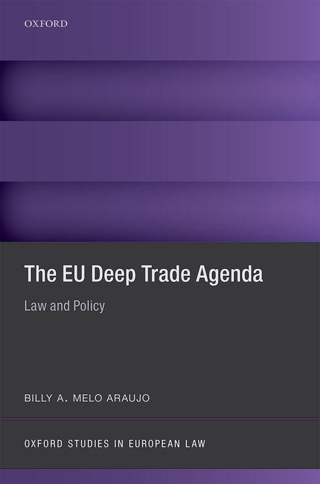 The EU Deep Trade Agenda цена и фото