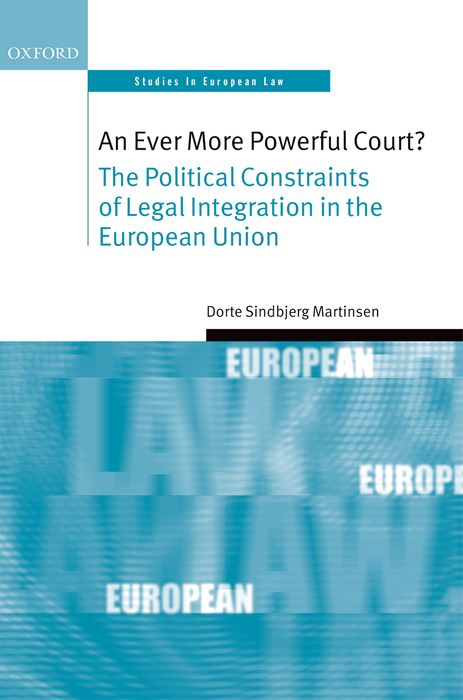 study on intergovernmental institutions in the european union