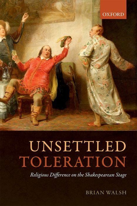 Unsettled Toleration andrew cohen jason toleration