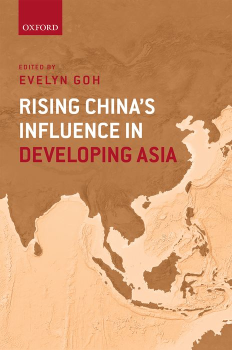 Rising China's Influence in Developing Asia блуза influence influence in009ewqgm09