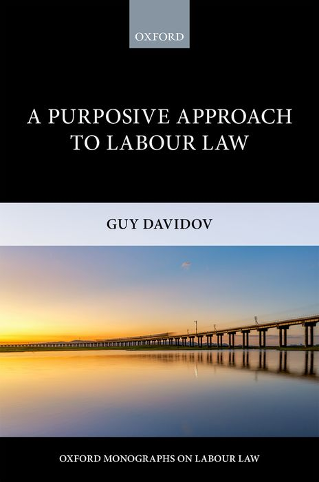 A Purposive Approach to Labour Law stories of care a labour of law