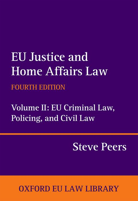 EU Justice and Home Affairs Law: EU Justice and Home Affairs Law victorian america and the civil war