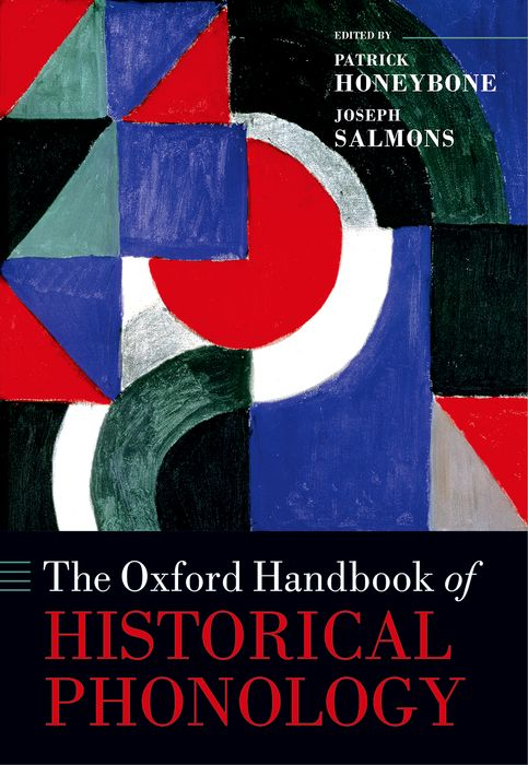 The Oxford Handbook of Historical Phonology handbook of the exhibition of napier relics and of books instruments and devices for facilitating calculation