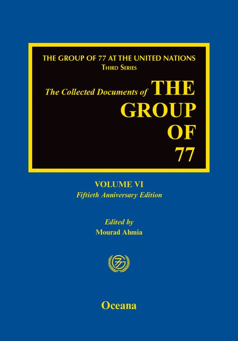 The Collected Documents of the Group of 77 documentary credits and the problem of the discrepant documents