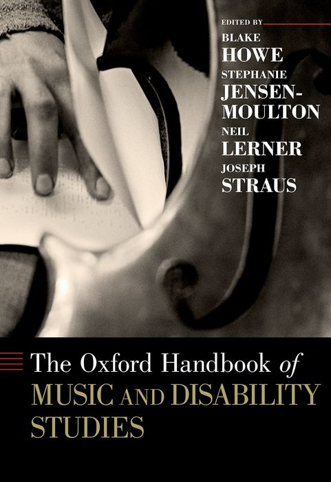 The Oxford Handbook of Music and Disability Studies the oxford handbook of language and society