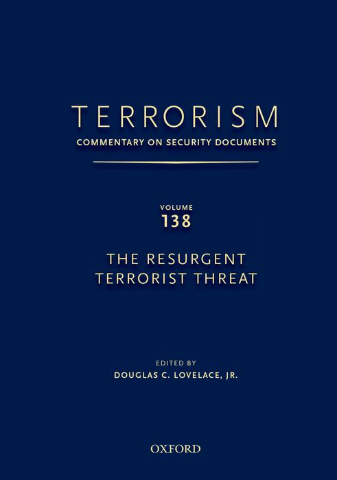 TERRORISM: COMMENTARY ON SECURITY DOCUMENTS VOLUME 137 islam between jihad and terrorism