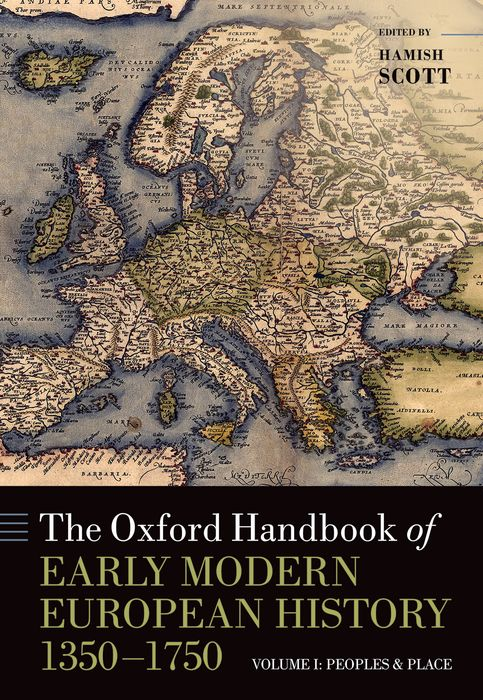 The Oxford Handbook of Early Modern European History, 1350-1750 handbook of the exhibition of napier relics and of books instruments and devices for facilitating calculation