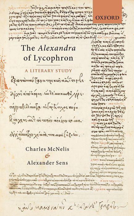 The Alexandra of Lycophron alexandra okatova the queen of the night