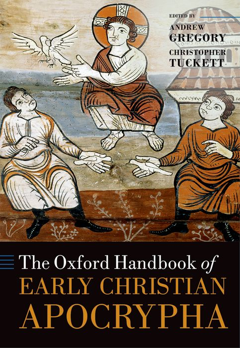 The Oxford Handbook of Early Christian Apocrypha christian szylar handbook of market risk
