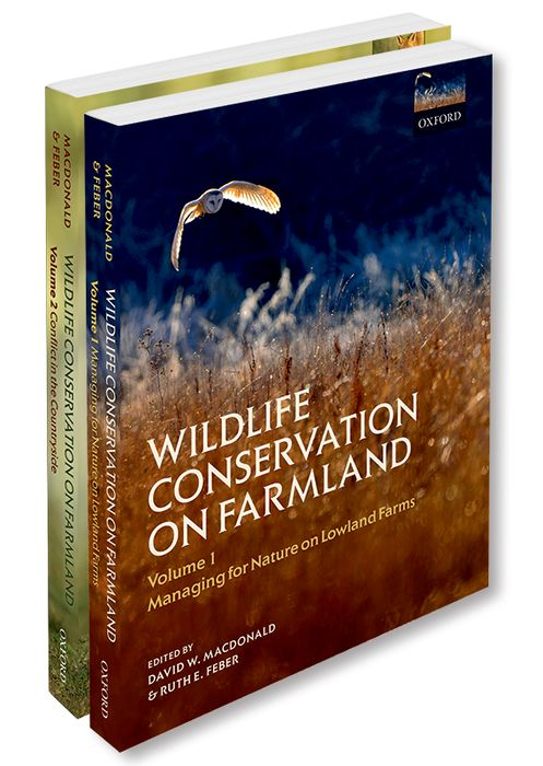 Wildlife Conservation on Farmland studies on two medicinally important plants