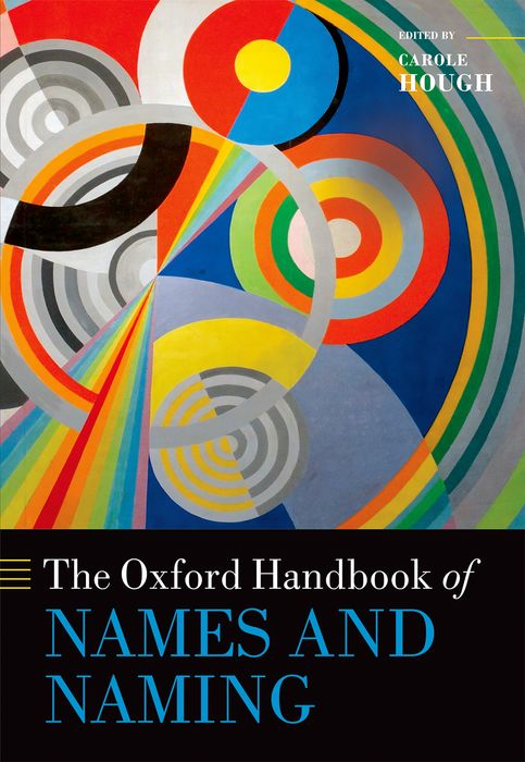 The Oxford Handbook of Names and Naming affair of state an