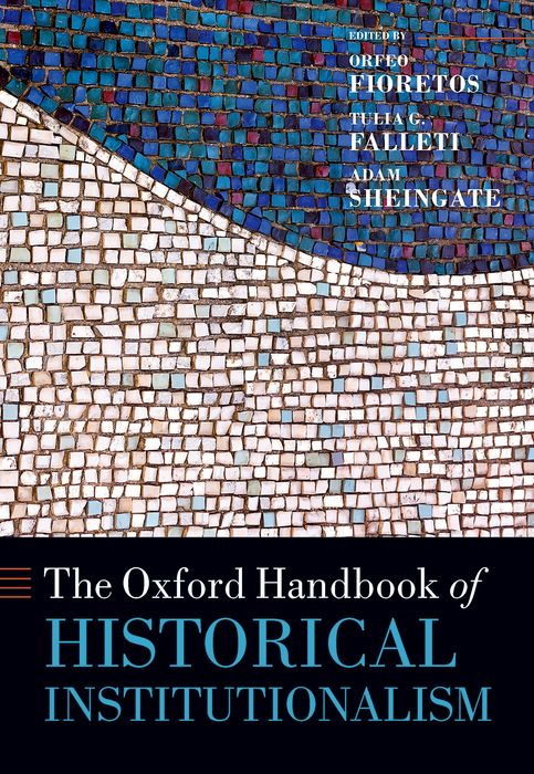The Oxford Handbook of Historical Institutionalism handbook of the exhibition of napier relics and of books instruments and devices for facilitating calculation