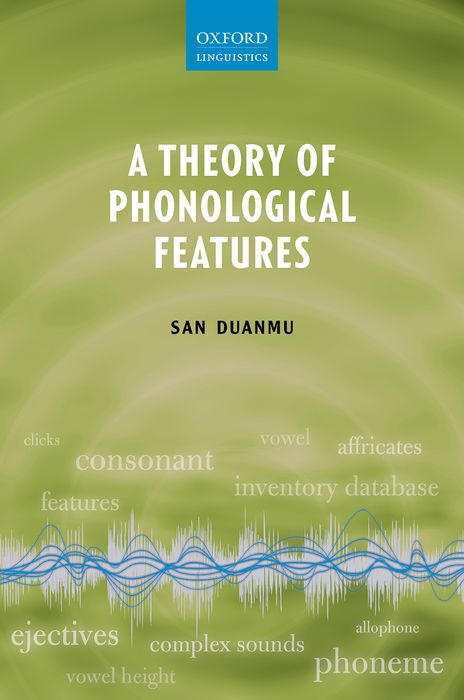 A Theory of Phonological Features ghanaian and nigerian english some comparative phonological features