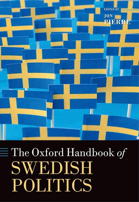 The Oxford Handbook of Swedish Politics the oxford handbook of language and society