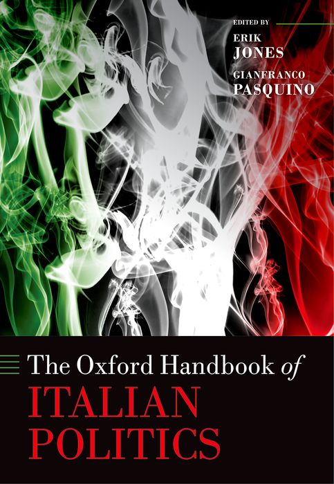 The Oxford Handbook of Italian Politics купить