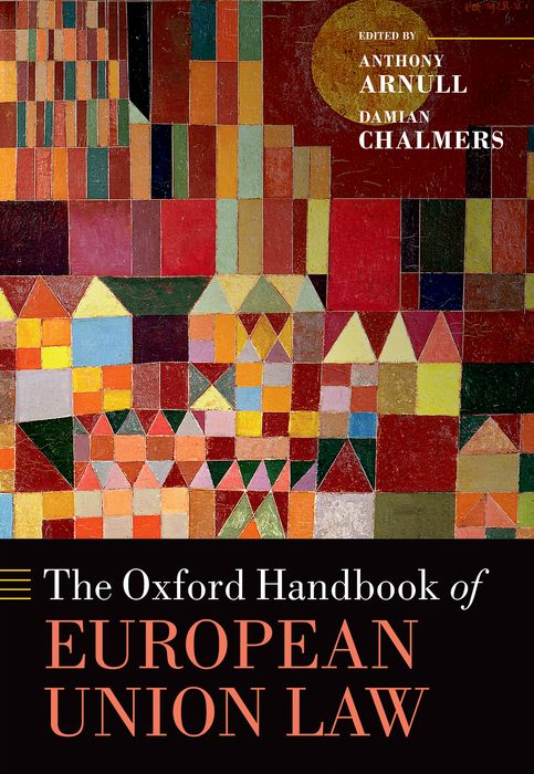 The Oxford Handbook of European Union Law development of the third european union maritime safety package
