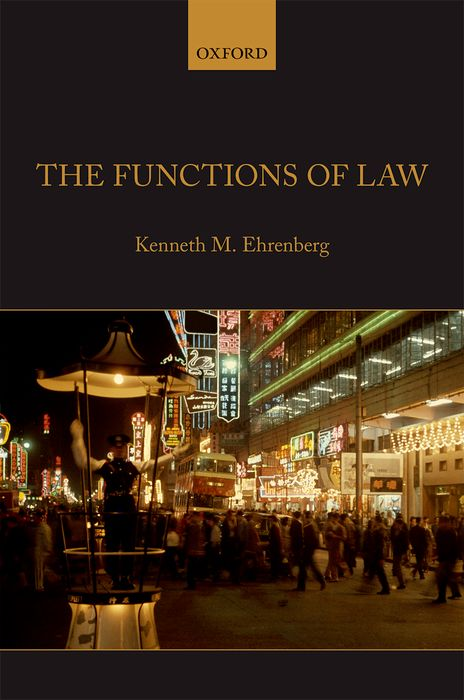 The Functions of Law a colder kind of death