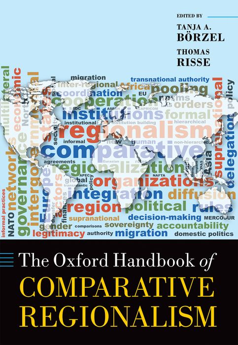 The Oxford Handbook of Comparative Regionalism knights of sidonia volume 6