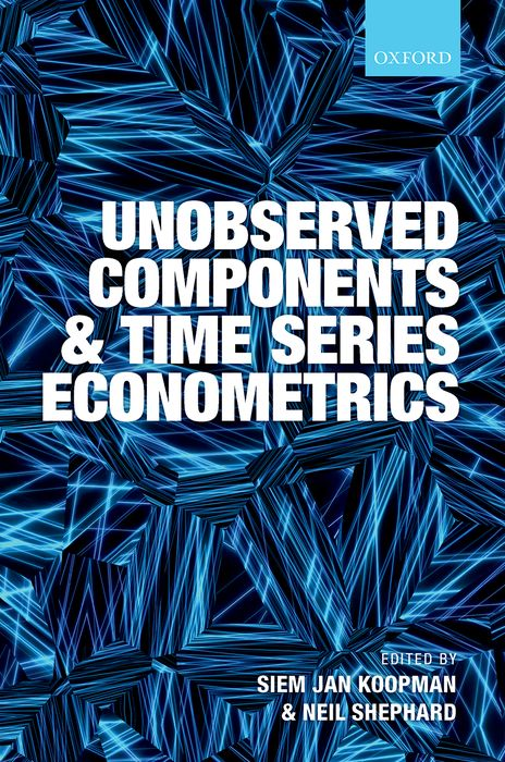 Unobserved Components and Time Series Econometrics efficient importance sampling in applied econometrics