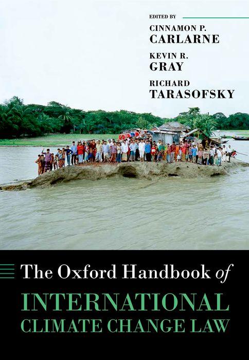 The Oxford Handbook of International Climate Change Law the oxford handbook of language and society