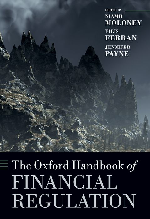 The Oxford Handbook of Financial Regulation handbook of online pedagogy