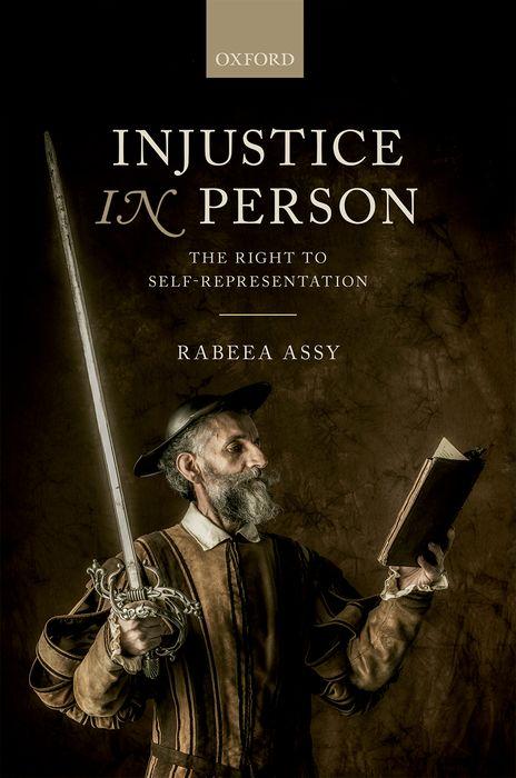 Injustice in Person injustice in person