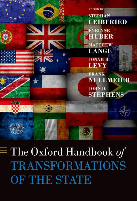 The Oxford Handbook of Transformations of the State richard schmalensee handbook of industrial organization 1