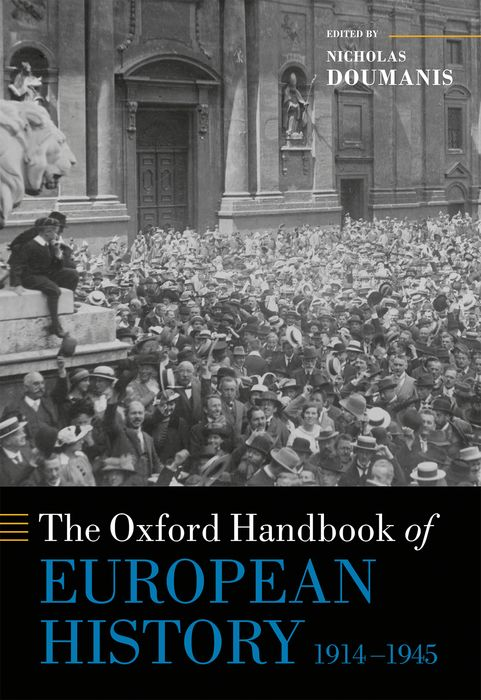 The Oxford Handbook of European History, 1914-1945 handbook of the exhibition of napier relics and of books instruments and devices for facilitating calculation