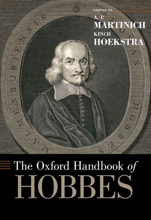 The Oxford Handbook of Hobbes handbook of the exhibition of napier relics and of books instruments and devices for facilitating calculation