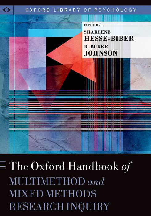 The Oxford Handbook of Multimethod and Mixed Methods Research Inquiry the handbook of translation and cognition