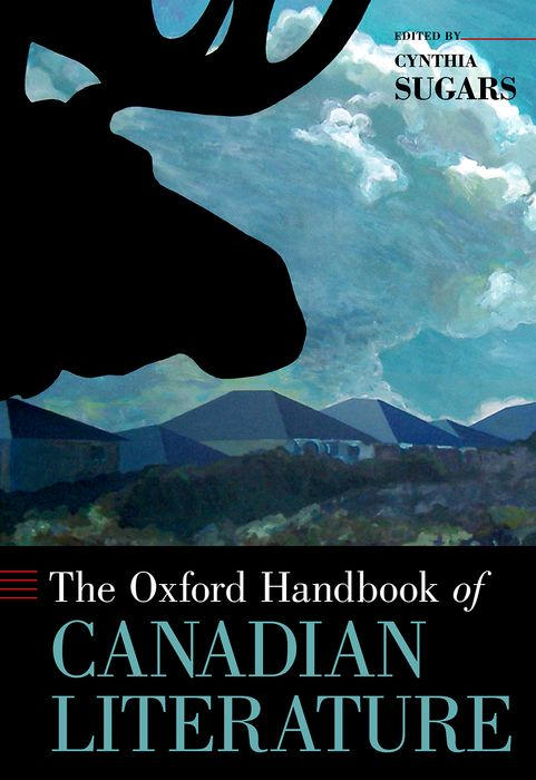 The Oxford Handbook of Canadian Literature handbook of online pedagogy