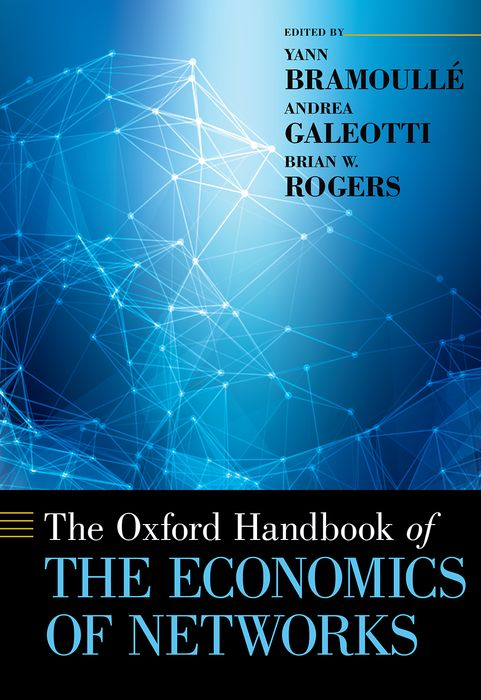 The Oxford Handbook of the Economics of Networks high risk human papillomavirus and cervical carcinoma