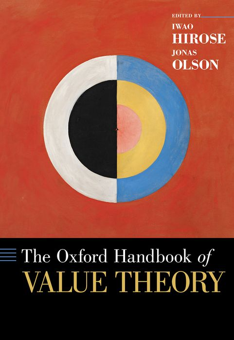 The Oxford Handbook of Value Theory caleb williams or things as they are