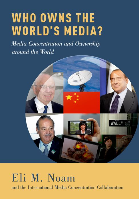 Who Owns the World's Media? russound isps