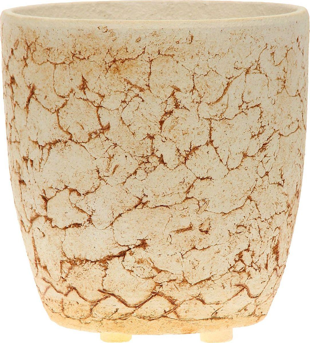 Кашпо Ривьера, 30 х 30 х 32 см1171963Комнатные растения — всеобщие любимцы. Они радуют глаз, насыщают помещение кислородом и украшают пространство. Каждому из них необходим свой удобный и красивый дом. Кашпо из керамики прекрасно подходят для высадки растений: за счет пластичности глины и разных способов обработки существует великое множество форм и дизайнов пористый материал позволяет испаряться лишней влаге воздух, необходимый для дыхания корней, проникает сквозь керамические стенки! позаботится о зеленом питомце, освежит интерьер и подчеркнет его стиль.