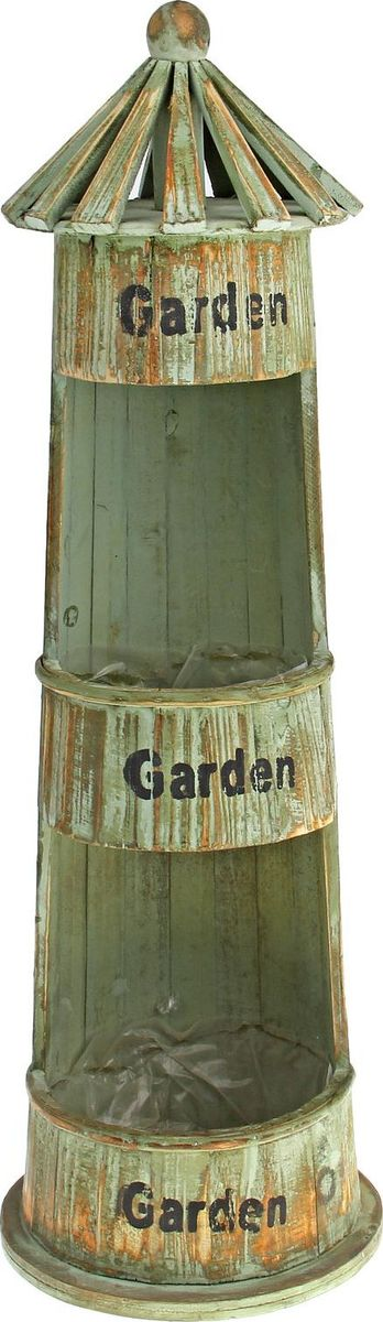 Кашпо Башня, 2 уровня, 18 х 18 х 66 см1259114Комнатные растения — всеобщие любимцы. Они радуют глаз, насыщают помещение кислородом и украшают пространство. Каждому из растений необходим свой удобный и красивый дом. Поселите зелёного питомца в яркое и оригинальное фигурное кашпо. Выберите подходящую форму для детской, спальни, гостиной, балкона, офиса или террасы. #name# позаботится о растении, украсит окружающее пространство и подчеркнёт его оригинальный стиль.