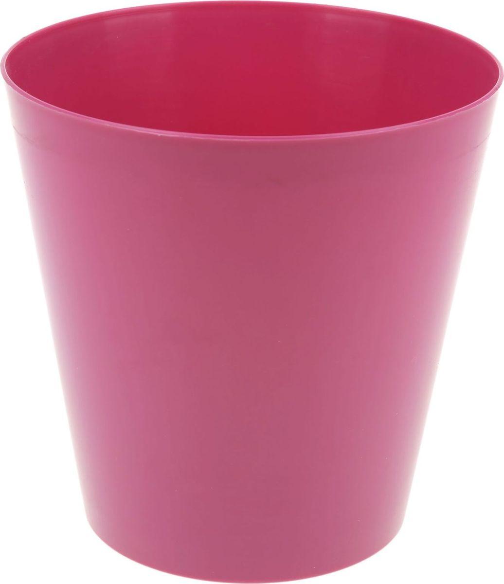 Кашпо Form plastic Вулкано, цвет: розовый, 19 х 19 х 19 см1324771Любой, даже самый современный и продуманный интерьер будет не завершённым без растений. Они не только очищают воздух и насыщают его кислородом, но и заметно украшают окружающее пространство. Такому полезному &laquo члену семьи&raquoпросто необходимо красивое и функциональное кашпо, оригинальный горшок или необычная ваза! Мы предлагаем - Кашпо 19 см Вулкано, цвет розовый!Оптимальный выбор материала &mdash &nbsp пластмасса! Почему мы так считаем? Малый вес. С лёгкостью переносите горшки и кашпо с места на место, ставьте их на столики или полки, подвешивайте под потолок, не беспокоясь о нагрузке. Простота ухода. Пластиковые изделия не нуждаются в специальных условиях хранения. Их&nbsp легко чистить &mdashдостаточно просто сполоснуть тёплой водой. Никаких царапин. Пластиковые кашпо не царапают и не загрязняют поверхности, на которых стоят. Пластик дольше хранит влагу, а значит &mdashрастение реже нуждается в поливе. Пластмасса не пропускает воздух &mdashкорневой системе растения не грозят резкие перепады температур. Огромный выбор форм, декора и расцветок &mdashвы без труда подберёте что-то, что идеально впишется в уже существующий интерьер.Соблюдая нехитрые правила ухода, вы можете заметно продлить срок службы горшков, вазонов и кашпо из пластика: всегда учитывайте размер кроны и корневой системы растения (при разрастании большое растение способно повредить маленький горшок)берегите изделие от воздействия прямых солнечных лучей, чтобы кашпо и горшки не выцветалидержите кашпо и горшки из пластика подальше от нагревающихся поверхностей.Создавайте прекрасные цветочные композиции, выращивайте рассаду или необычные растения, а низкие цены позволят вам не ограничивать себя в выборе.