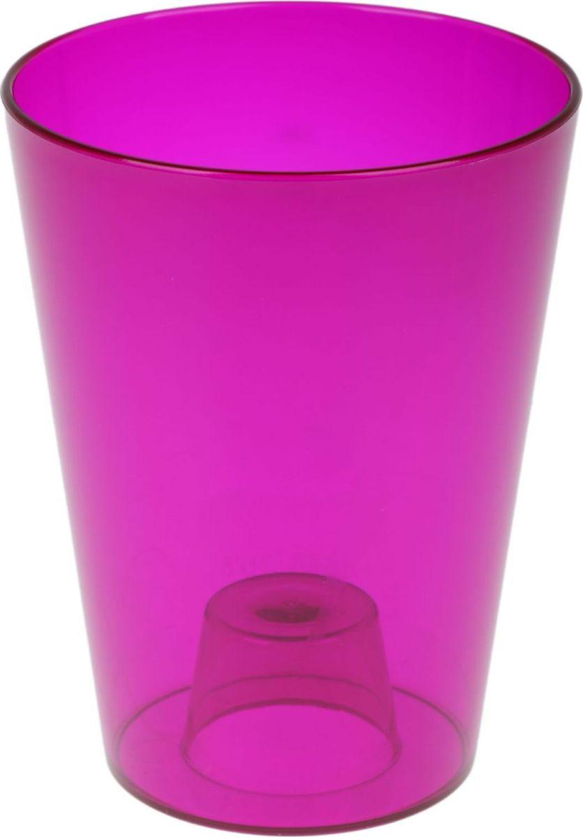 Кашпо JetPlast Лаванда, цвет: темно-фиолетовый, 1,2 л1328256Любой, даже самый современный и продуманный интерьер будет не завершённым без растений. Они не только очищают воздух и насыщают его кислородом, но и заметно украшают окружающее пространство. Такому полезному члену семьи просто необходимо красивое и функциональное кашпо, оригинальный горшок или необычная ваза! Мы предлагаем - Кашпо 1,2 л ЛаВанда, цвет темно-фиолетовый! Оптимальный выбор материала пластмасса! Почему мы так считаем? -Малый вес. С лёгкостью переносите горшки и кашпо с места на место, ставьте их на столики или полки, подвешивайте под потолок, не беспокоясь о нагрузке. -Простота ухода. Пластиковые изделия не нуждаются в специальных условиях хранения. Их легко чистить достаточно просто сполоснуть тёплой водой. -Никаких царапин. Пластиковые кашпо не царапают и не загрязняют поверхности, на которых стоят. -Пластик дольше хранит влагу, а значит растение реже нуждается в поливе. -Пластмасса не пропускает воздух корневой системе растения не грозят резкие перепады температур. -Огромный выбор форм, декора и расцветок вы без труда подберёте что-то, что идеально впишется в уже существующий интерьер. Соблюдая нехитрые правила ухода, вы можете заметно продлить срок службы горшков, вазонов и кашпо из пластика: -всегда учитывайте размер кроны и корневой системы растения (при разрастании большое растение способно повредить маленький горшок)-берегите изделие от воздействия прямых солнечных лучей, чтобы кашпо и горшки не выцветали-держите кашпо и горшки из пластика подальше от нагревающихся поверхностей. Создавайте прекрасные цветочные композиции, выращивайте рассаду или необычные растения, а низкие цены позволят вам не ограничивать себя в выборе.